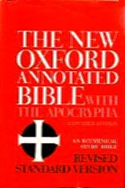 9780195283266: New Oxford Annotated Bible with the Apocrypha: Revised Standard Version (RSV): Expanded Edition: An Ecumenical Sturdy Bible