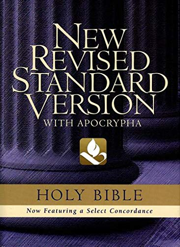 9780195283303: The Holy Bible: containing the Old and New Testaments with the Apocryphal / Deuterocanonical Books [New Revised Standard Version]