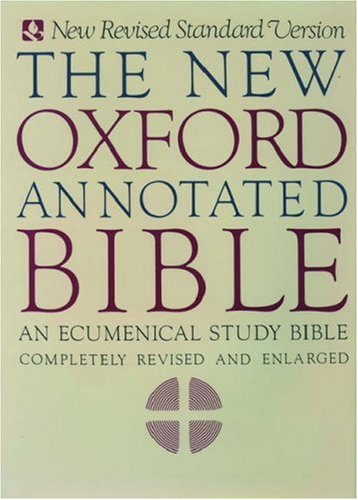 9780195283556: The New Oxford Annotated Bible, New Revised Standard Version