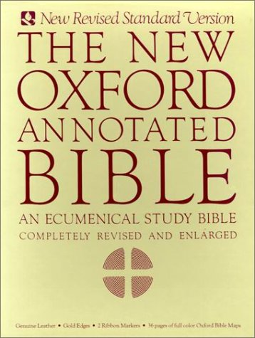 9780195283709: The New Oxford Annotated Bible, New Revised Standard Version