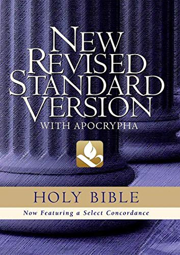 9780195283808: The Holy Bible: New Revised Standard Version with Apocrypha
