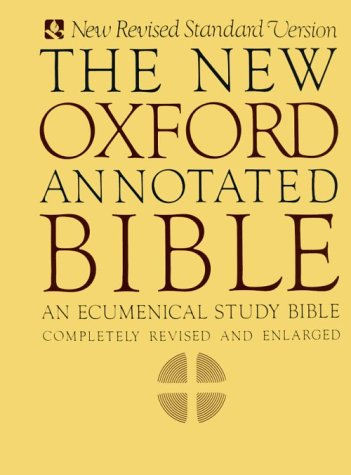 9780195283815: The New Oxford Annotated Bible, New Revised Standard Version