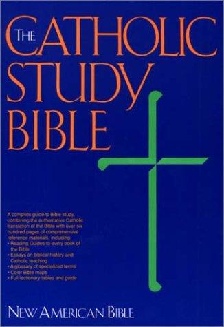 9780195283907: The Catholic Study Bible: New American Bible