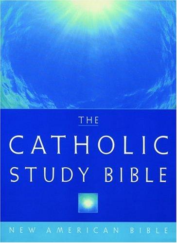 9780195283914: The Catholic Study Bible: New American Bible