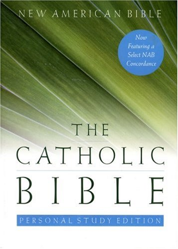9780195284201: The Catholic Bible, Personal Study Edition: New American Bible