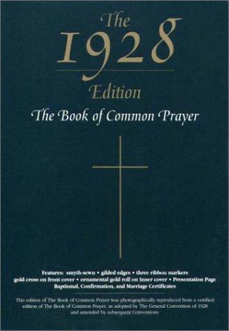 9780195285086: The 1928 Book of Common Prayer