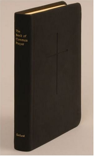 The 1979 Book of Common Prayer. Leather Bound (Black)