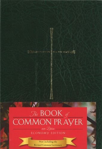 9780195287189: 1979 Book of Common Prayer, Economy Edition (Green)