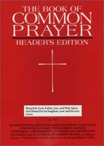 9780195287639: The 1979 Book of Common Prayer, Reader's Edition
