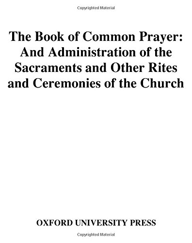 9780195287714: The 1979 Book of Common Prayer