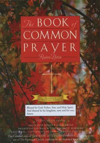 9780195287936: The Book of Common Prayer, Reader's Edition
