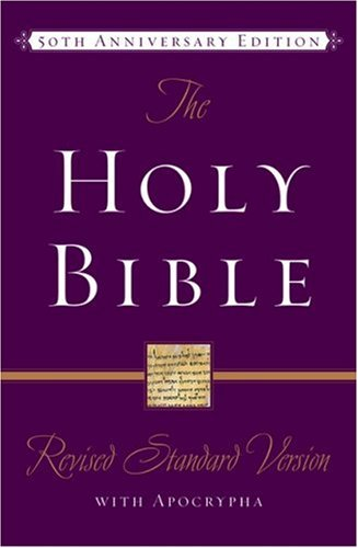 The Holy Bible with Apocrypha, Revised Standard