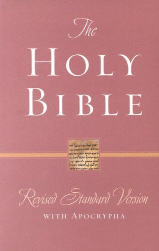 9780195288209: The Revised Standard Version Bible with Apocrypha