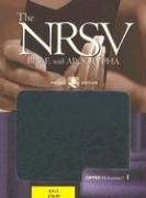 9780195288292: The New Revised Standard Version Bible with Apocrypha: Pocket Edition