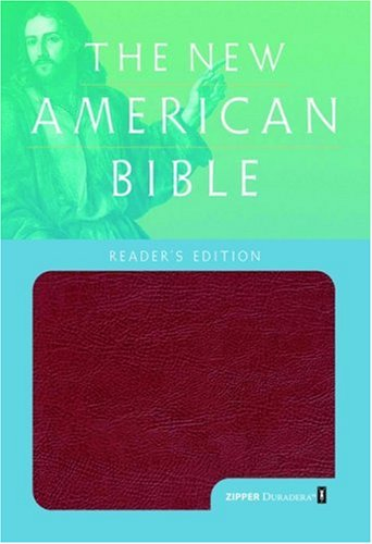 9780195289022: The New American Bible, Reader's Edition