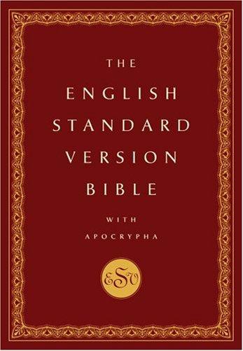 9780195289107: English Standard Version Bible with Apocrypha