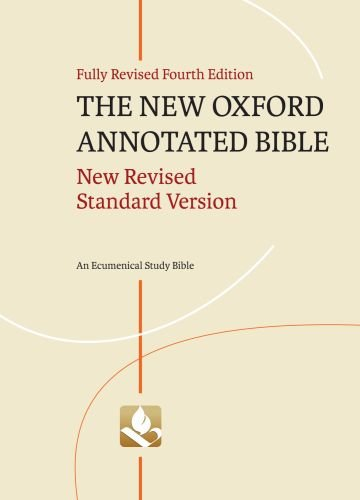 9780195289503: The New Oxford Annotated Bible: New Revised Standard Version