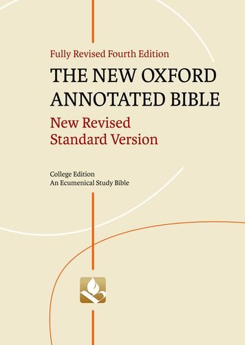 9780195289541: The New Oxford Annotated Bible, College Edition: New Revised Standard Version