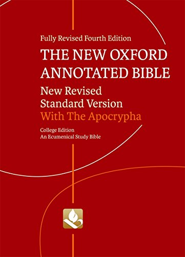 9780195289602: The New Oxford Annotated Bible with Apocrypha: New Revised Standard Version