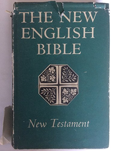 9780195290240: The New English Bible - New Testament - Popular Edition