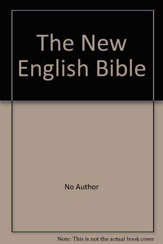 9780195294026: The New English Bible No. 5100
