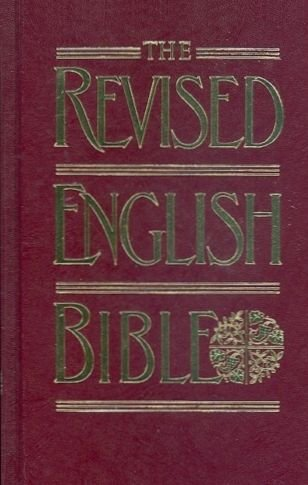 9780195294071: The Revised English Bible (without Apocrypha): Cloth (hardcover) Printed Jacket