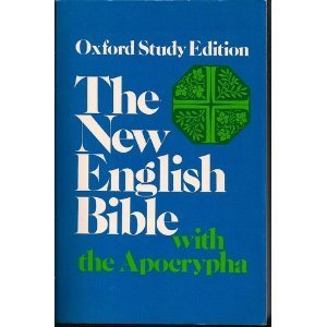 9780195297102: The New English Bible: With the Apocrypha (Oxford Study Edition)