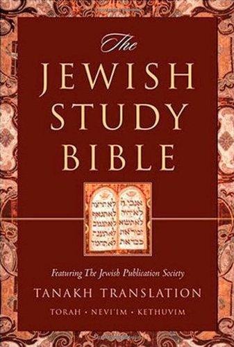 9780195297515: The Jewish Study Bible: featuring The Jewish Publication Society TANAKH Translation
