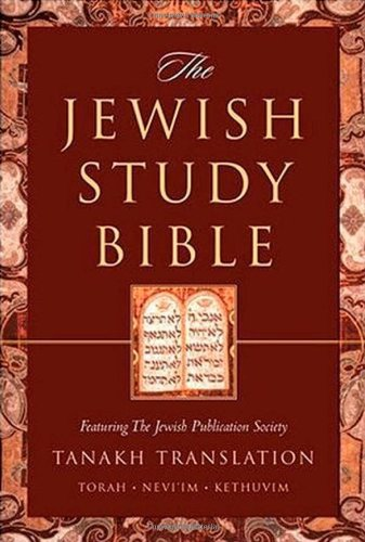 9780195297515: The Jewish Study Bible: featuring The Jewish Publication Society TANAKH Translation