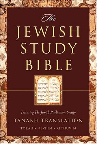 9780195297546: The Jewish Study Bible: Featuring The Jewish Publication Society TANAKH Translation