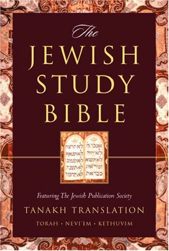 9780195297553: The Jewish Study Bible: Featuring the Jewish Publication Society TANAKH Translation