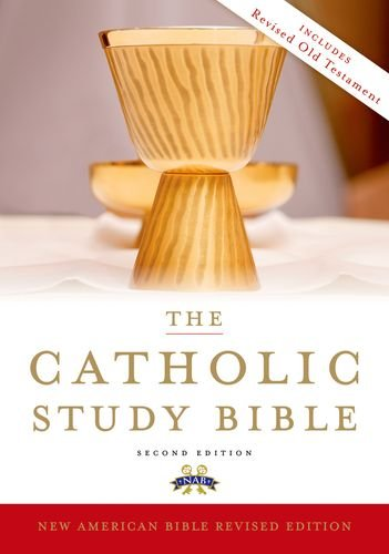 9780195297768: Catholic Study Bible