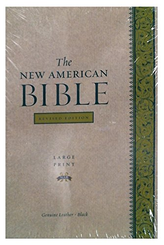 9780195298109: The New American Bible Revised Edition, Large Print Edition