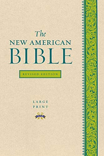 9780195298116: The New American Bible Revised Edition, Large Print Edition
