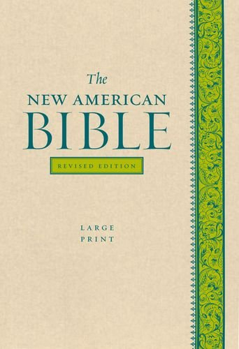 9780195298123: The New American Bible Revised Edition, Large Print Edition