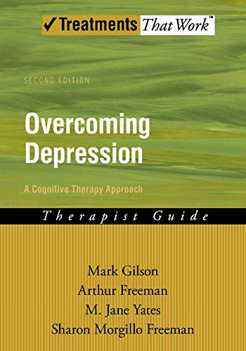 9780195300000: Overcoming Depression: A Cognitive Therapy Approach (Treatments That Work)
