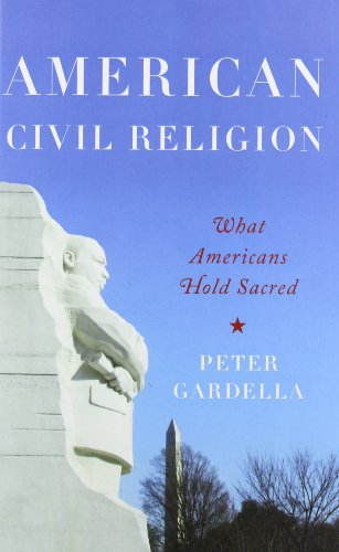 9780195300178: American Civil Religion: What Americans Hold Sacred