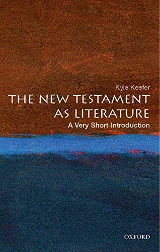 9780195300208: The New Testament as Literature: A Very Short Introduction (Very Short Introductions)