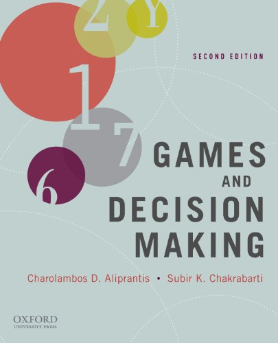 9780195300222: Games and Decision Making