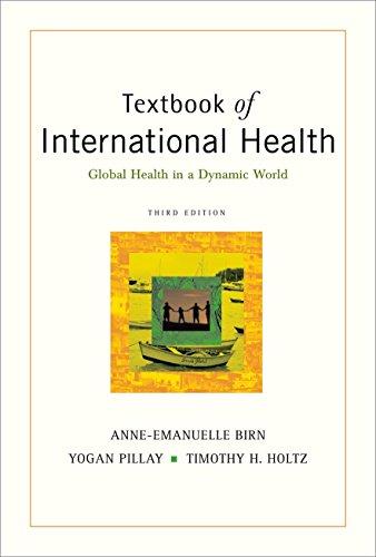 9780195300277: Textbook of International Health: Global Health in a Dynamic World
