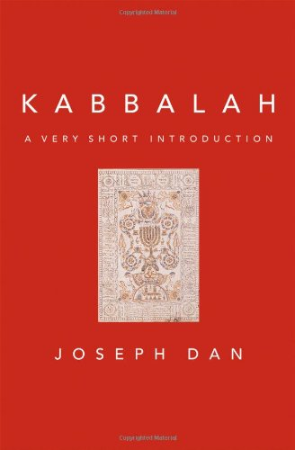 9780195300345: Kabbalah: A Very Short Introduction (Very Short Introductions)