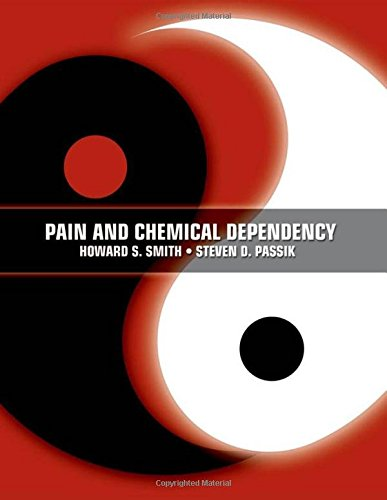 9780195300550: Pain and Chemical Dependency