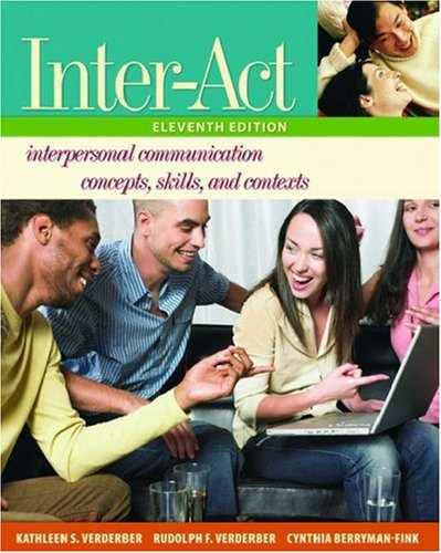 9780195300642: Inter-Act: Includes Inter-Action! CD