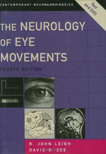 9780195300901: The Neurology of Eye Movements: Book and DVD Pack