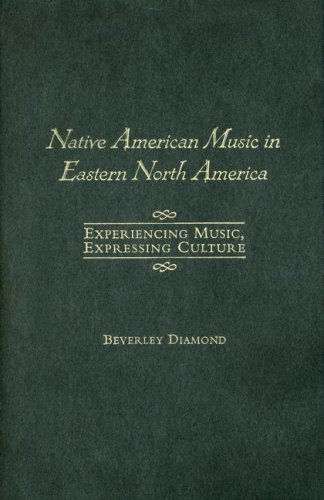 9780195301038: Native American Music in Eastern North America: Includes CD (Global Music Series)