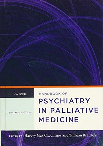 9780195301076: Handbook of Psychiatry in Palliative Medicine
