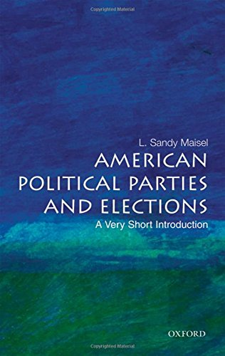 9780195301229: American Political Parties and Elections: A Very Short Introduction (Very Short Introductions)