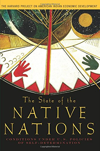 9780195301267: The State of the Native Nations: Conditions under U.S. Policies of Self-Determination