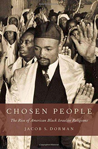 9780195301403: Chosen People: The Rise of American Black Israelite Religions
