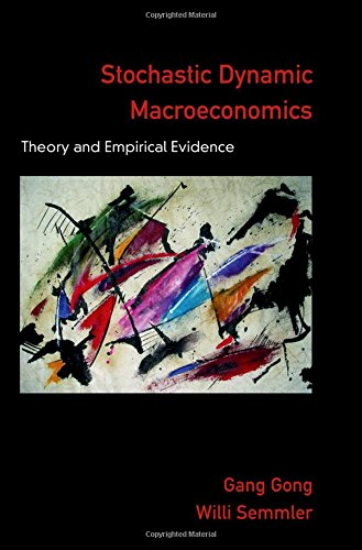 9780195301625: Stochastic Dynamic Macroeconomics: Theory and Empirical Evidence